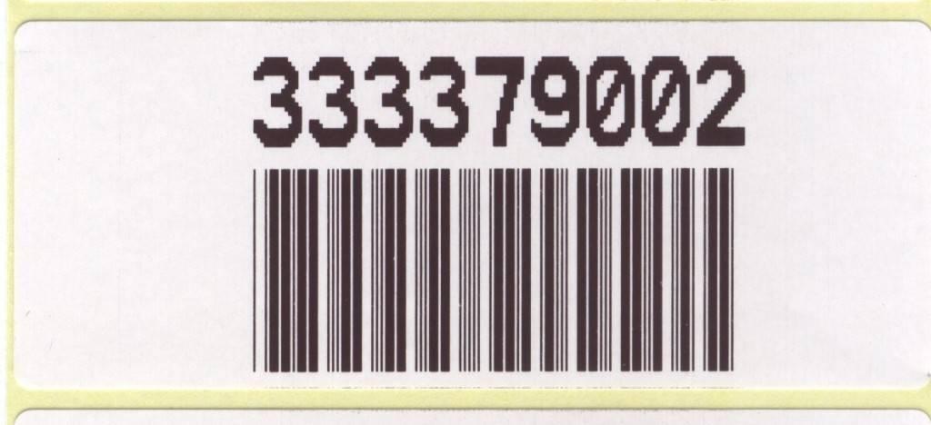 erichetta barcode con AS400
