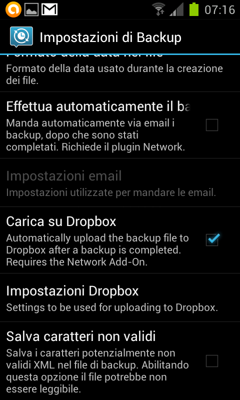 SMS Backup and Restore Android