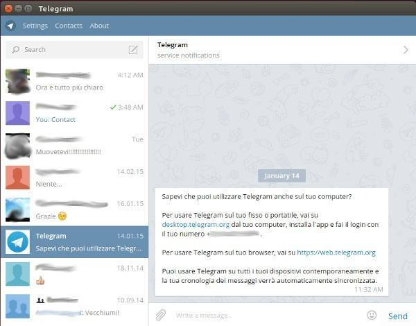 telegram desktop client
