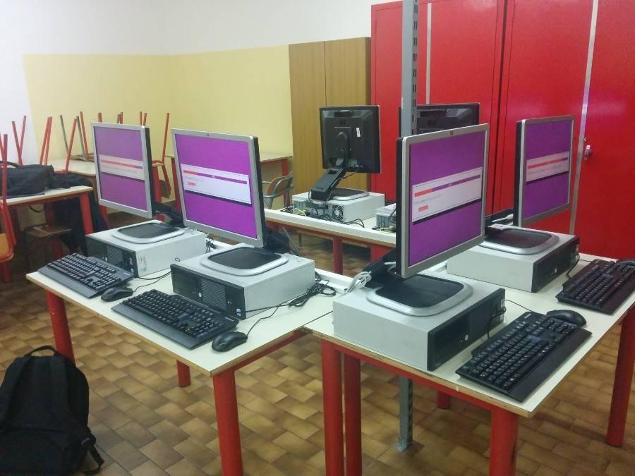 PXE boot - installazione laboratorio
